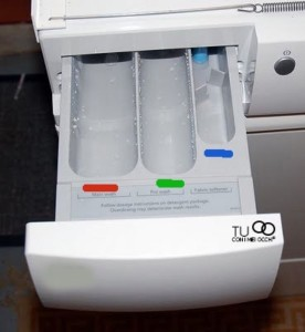 interno vaschette lavatrice